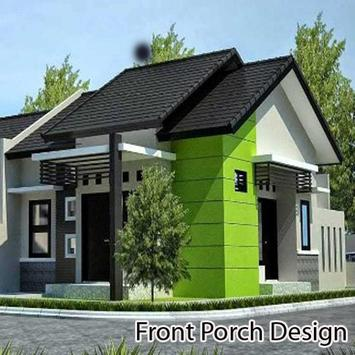 Front Porch Design poster