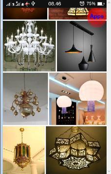 Hanging Lamp Design screenshot 3