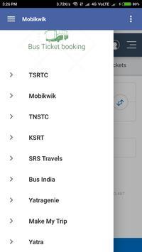 Bus Ticket booking screenshot 23