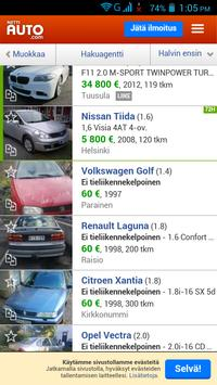 Vaihtoautot Suomi screenshot 6