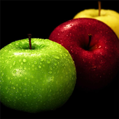 Colored Apples icon