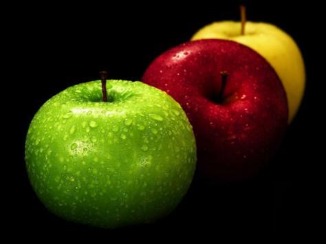 Colored Apples apk screenshot