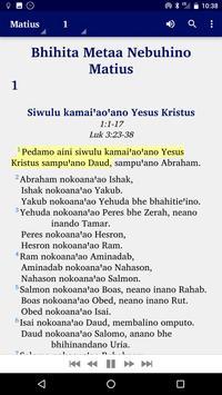 Alkitab Muna screenshot 1