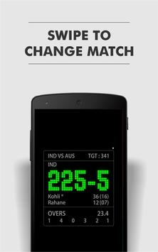 CRICLITE - Live Cricket Score apk screenshot