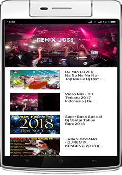 Dj Remix Top Indo hot Terbaru poster