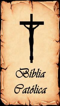 Bíblia Católica poster