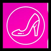 Shoedazzle Justfab Shoes icon