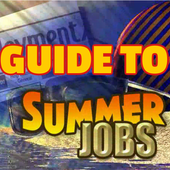 Guide to Summer jobs icon