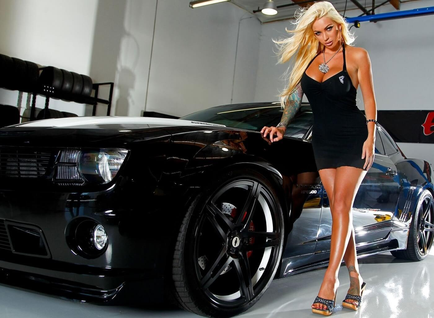 Car Girls Wallpapers For Android Apk Download