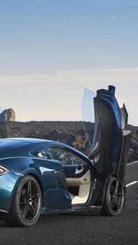 Car Wallpapers (McLaren) screenshot 2