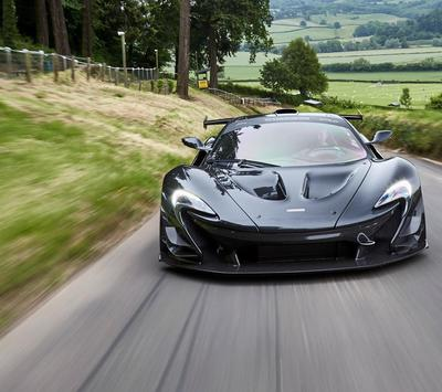 Car Wallpapers (McLaren) screenshot 3