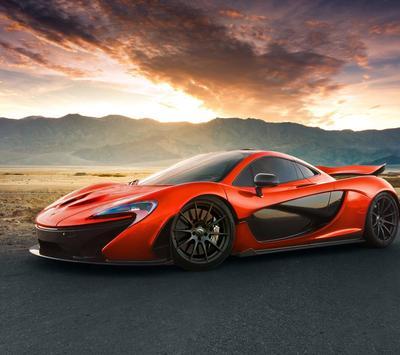 Car Wallpapers (McLaren) screenshot 4