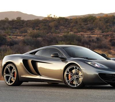 Car Wallpapers (McLaren) screenshot 5