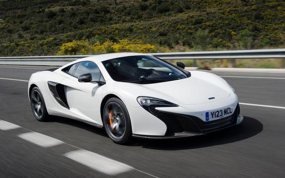 Car Wallpapers (McLaren) screenshot 6