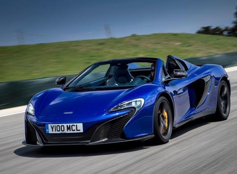 Car Wallpapers (McLaren) screenshot 7