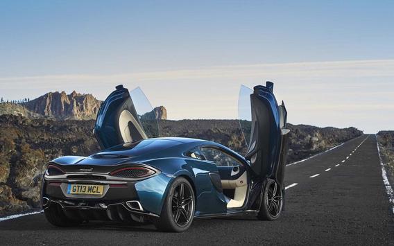 Car Wallpapers (McLaren) screenshot 8