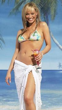 Bikini Girl Wallpapers 5 poster