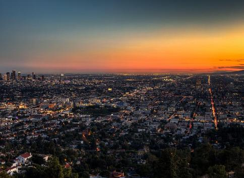 Los Angeles Wallpapers screenshot 9