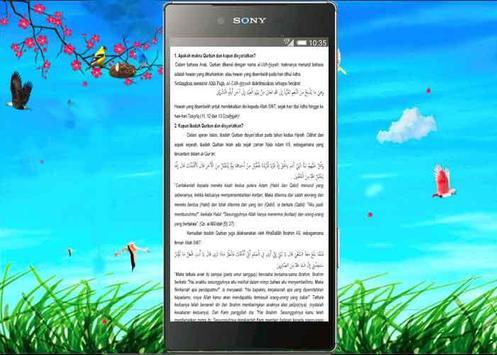 Tanya jawab Seputar Qurban screenshot 3