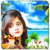 Summer Photo Frames icon