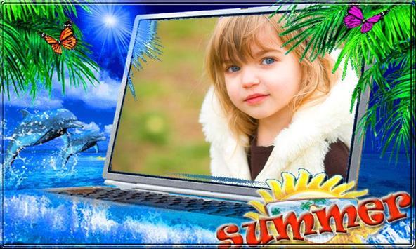 Summer Photo Frames poster