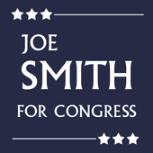 Joe Smith for Congress icon