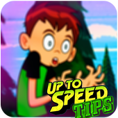 Tips Ben 10 up to speed icon