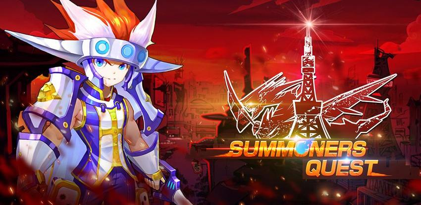 APK Summoners Quest