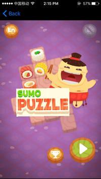 Feed Sumo Puzzle screenshot 1