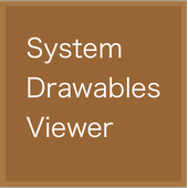 System Drawables Viewer icon