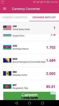 US Dollar To Thai Baht and Poland złoty Converter screenshot 6