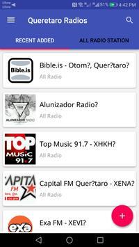 Radio FM Querétaro poster