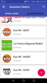 Radio FM Querétaro screenshot 1