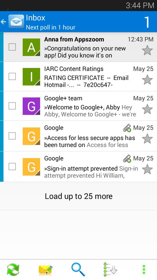 Email Exchange for Outlook for Android - APK Download