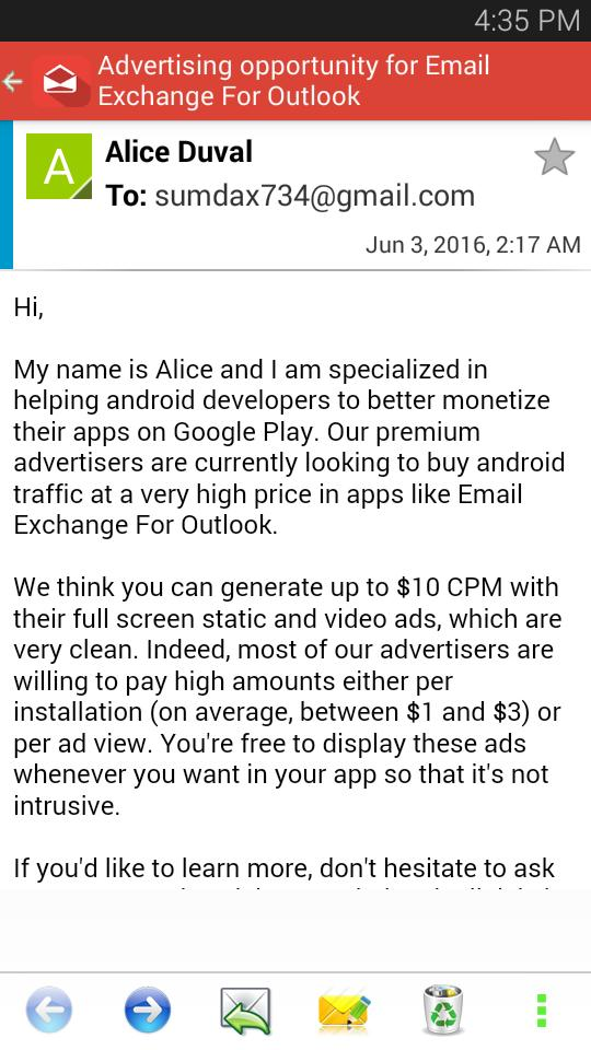 Sync Gmail - Android App for Android - APK Download
