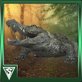 The Wild Crocodile icon