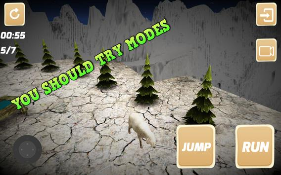 Funny Sheep Simulator apk screenshot