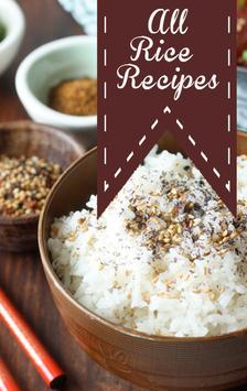All Rice Recipes poster