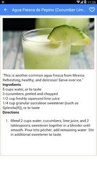 Authentic Mexican Recipes apk screenshot