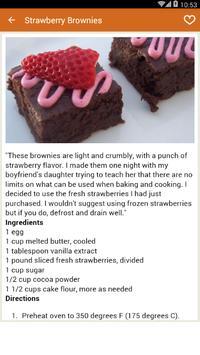 Brownies App screenshot 2
