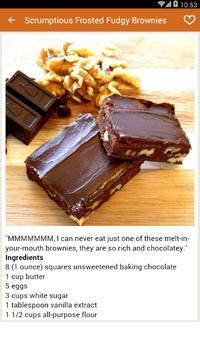 Brownies App screenshot 3