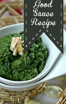 Good Sauce Recipes poster