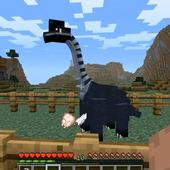 Dinosaur Mods for Mcpe icon