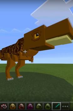 Dinosaur Mods for Mcpe screenshot 1