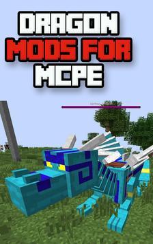 How To Make Dragon Mods For MCPE poster