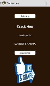 Crack Aim apk screenshot