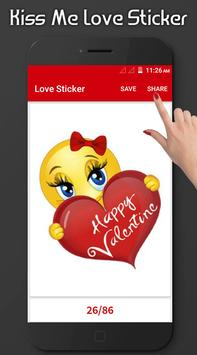 Love Sticker 2018 apk screenshot