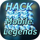 Cheats For Mobile Legends Hack - Prank! icon