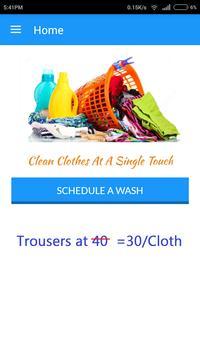Badiger Laundry screenshot 1