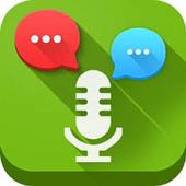 Speech to text Convert App icon